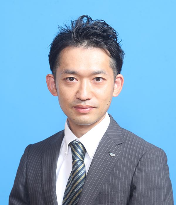 理事長 駒澤朋巳写真
